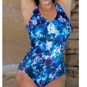 Aquabelle carefree One Piece Swimsuits For All